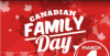 Canadian Family Day